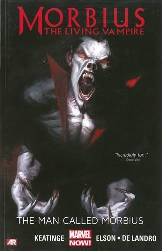 morbius comics