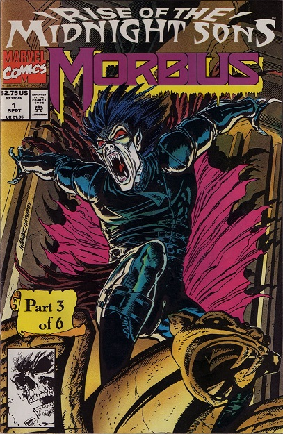 morbius rise of the midnight sons