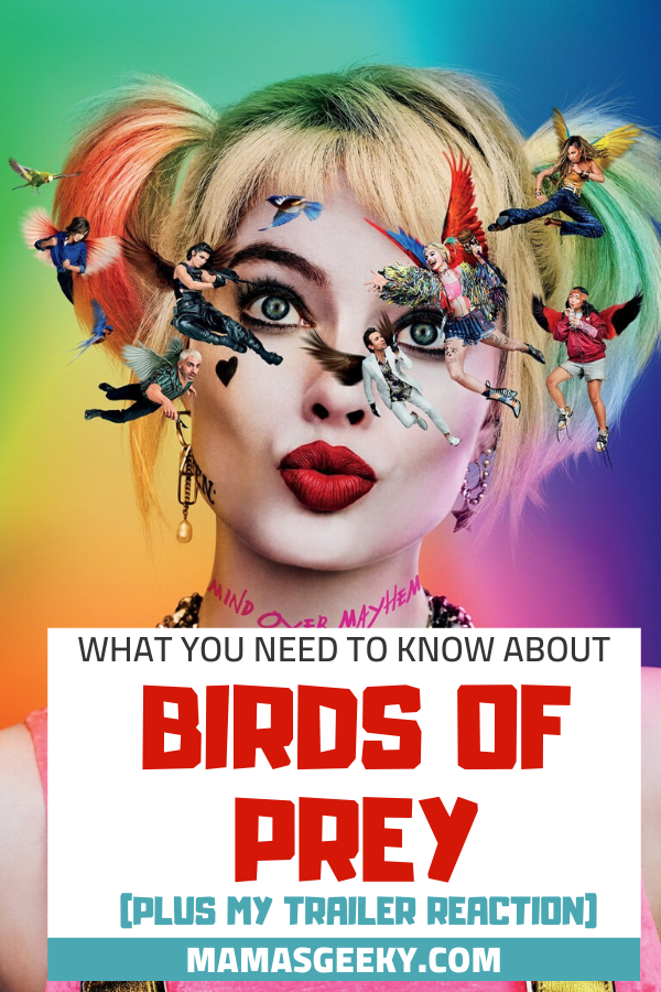 birds of prey need to know