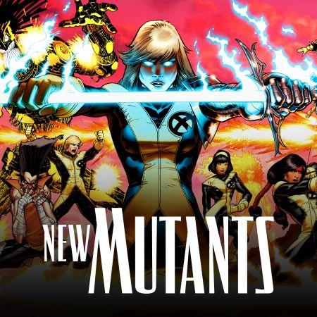 new mutants comic books