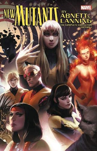 New Mutants by Abnett & Lanning