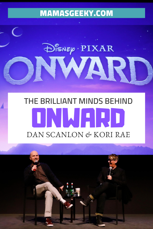 onward dan scanlon kori rae