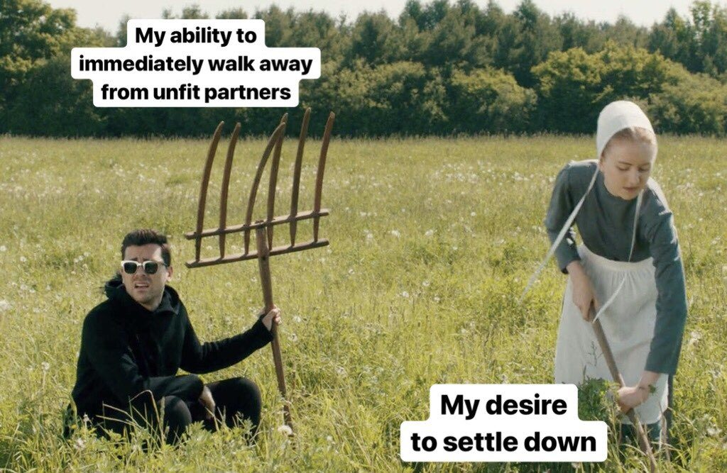 Schitt's Creek Meme