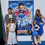 Sonic The Hedgehog Blue Carpet Premiere & Family Day