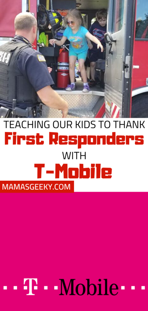 thank first responders
