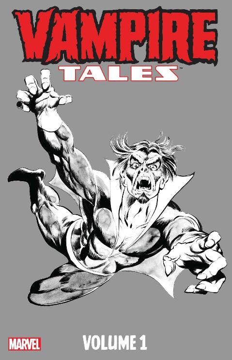 vampire tales comic