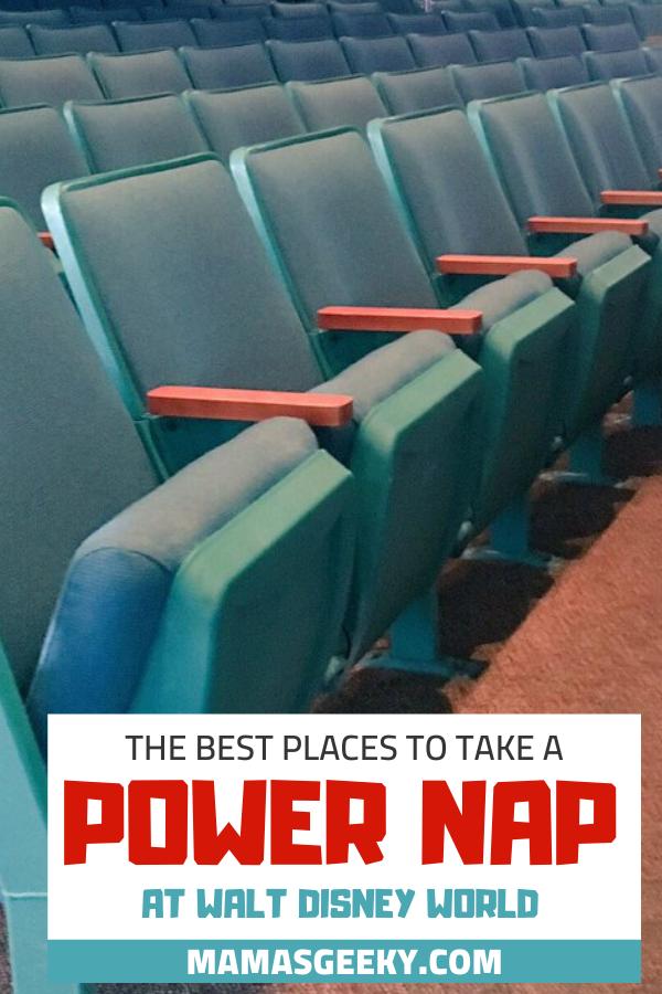 where to nap at disney world
