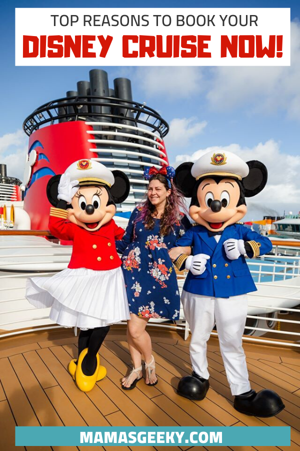 book your disney cruise now