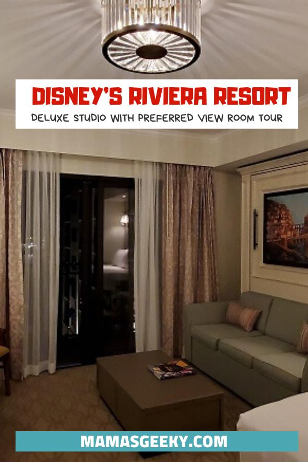 disneys riviera resort deluxe studio tour