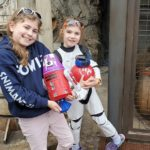 Build Your Own Droid At Star Wars Galaxy's Edge's Droid Depot