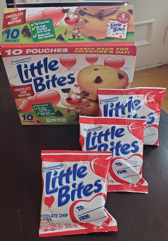 little bites valentines day