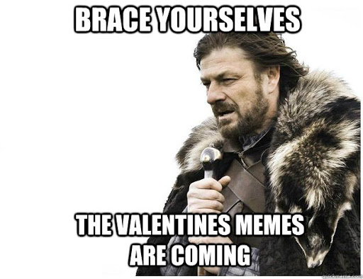 25 Of The Best Valentine S Day Memes Mama S Geeky