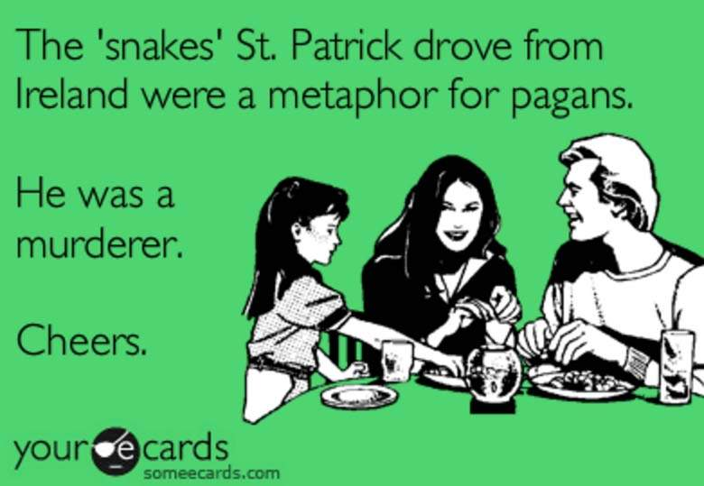 The Very Best St Patrick S Day Memes To Help You Celebrate