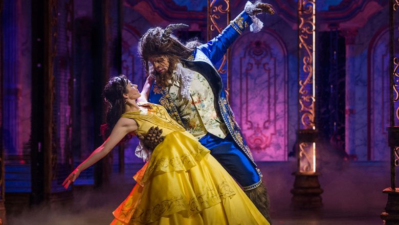 beauty and the beast disney dream