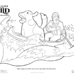 The Call Of The Wild Free Printable Coloring Pages & Activity Sheets