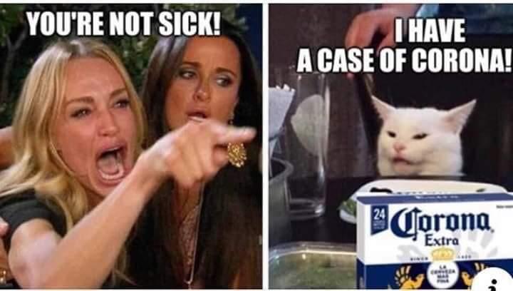 Coronavirus meme