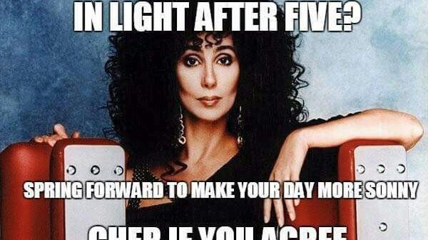 15 Of The Best Funniest Daylight Savings Time Memes