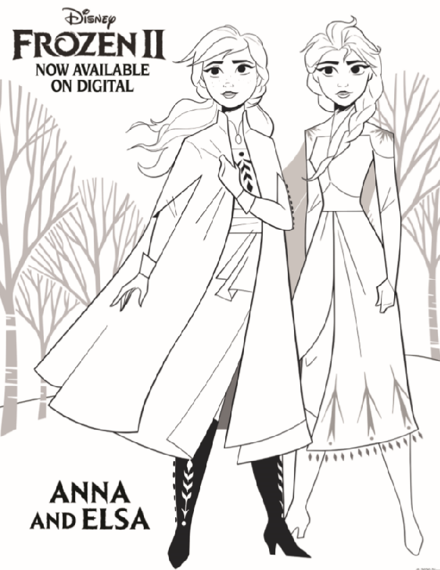 9 disney frozen coloring pages to | Coloring Pages | 821x633