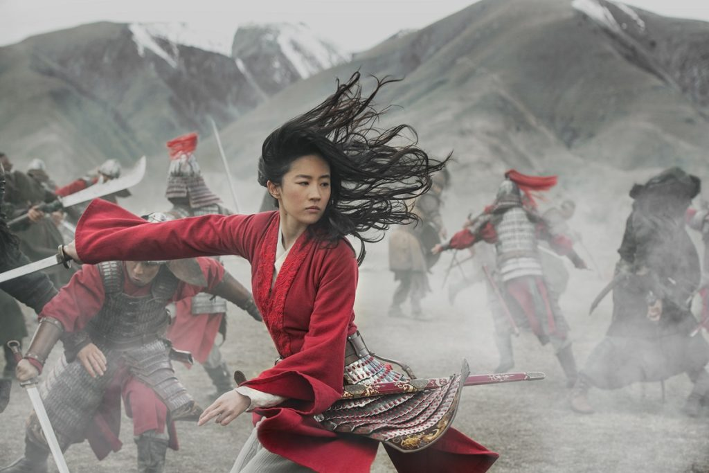 live action mulan review