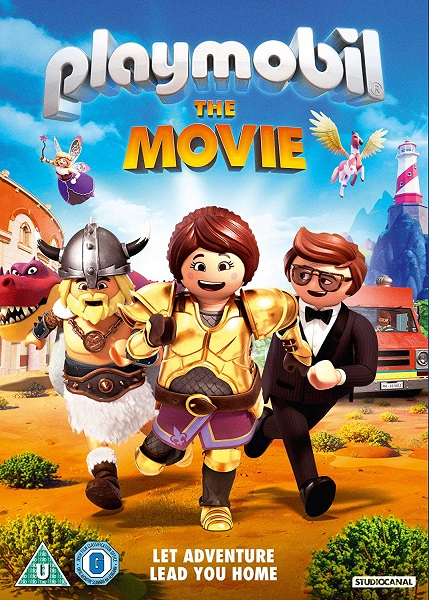 playmobil movie poster