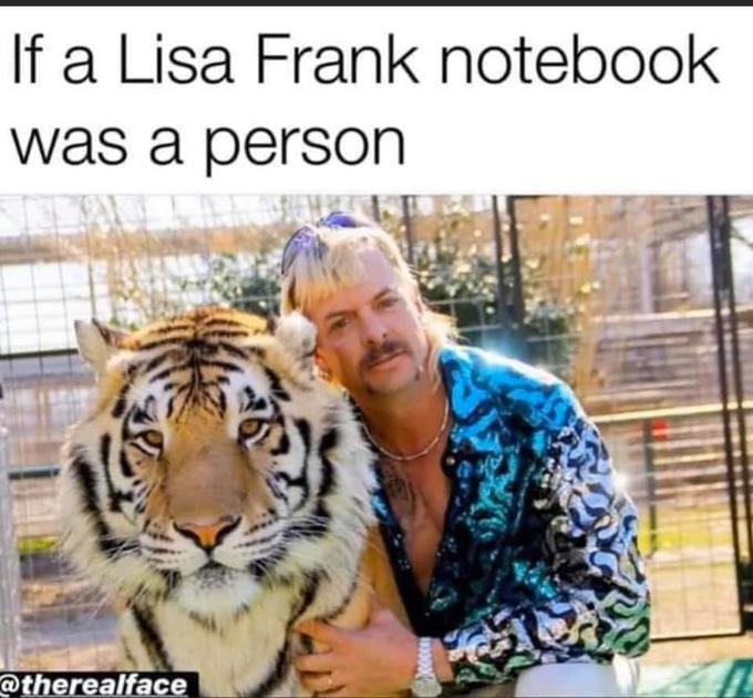 tiger king meme