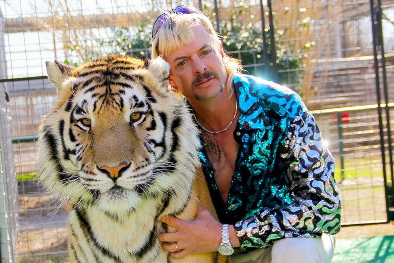 tiger king review