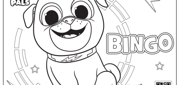 - Free Printable Disney Junior Coloring Pages (+ Disney Music Playlists!)