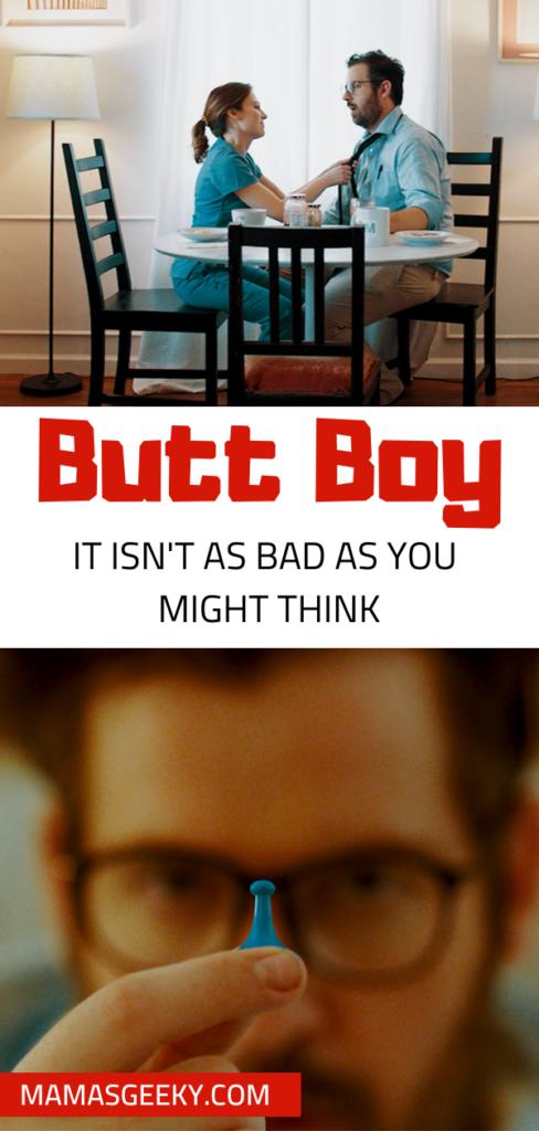 butt boy review