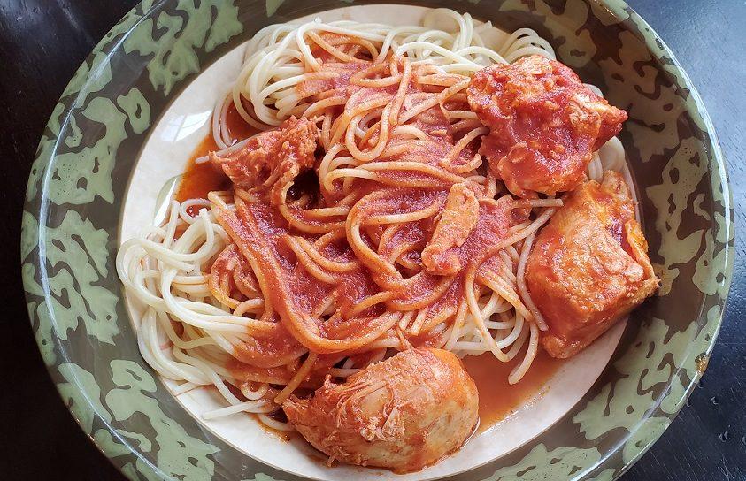 chicken kapama recipe