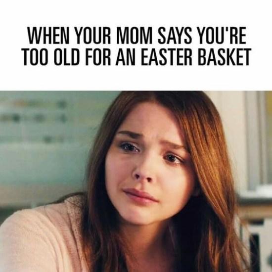 Easter meme