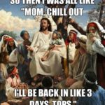 A Collection Of The Best Easter Memes