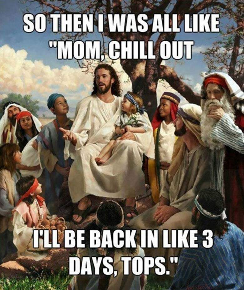 A Collection Of The Best Easter Memes Mama S Geeky