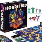 Family Game Night Suggestion: Horrified Board Game