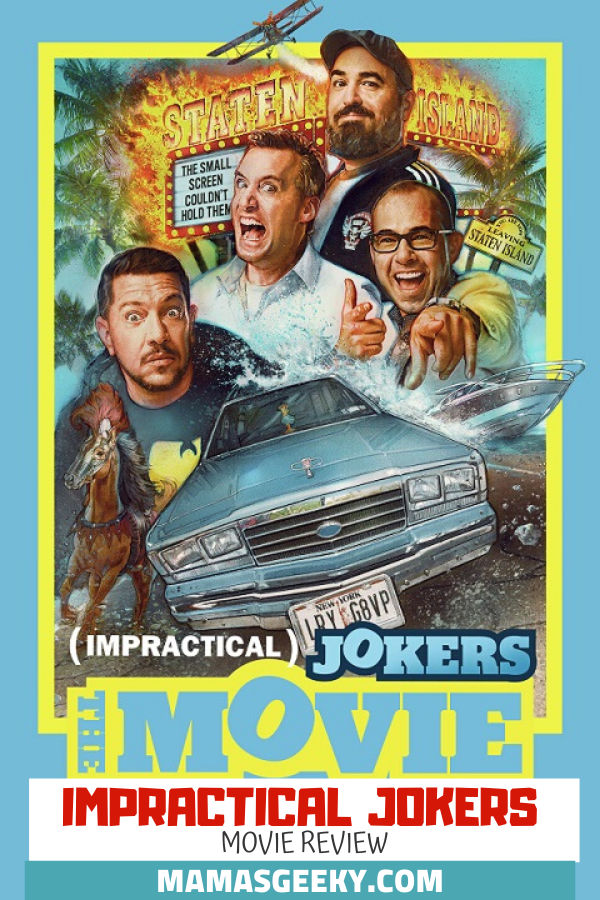 impractical jokers movie review