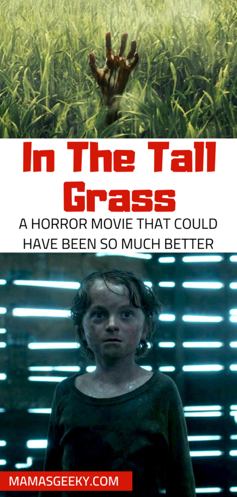 in the tall grass review