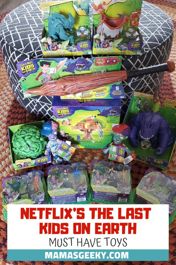 last kids on earth toys