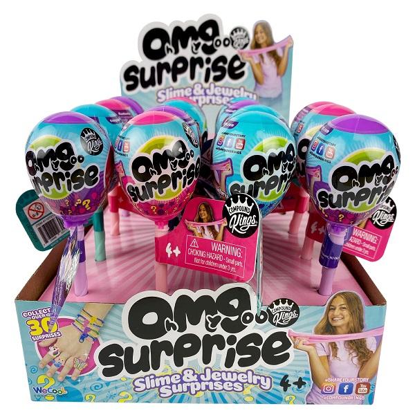 OMG Jewelry Surprise Balloon Singles