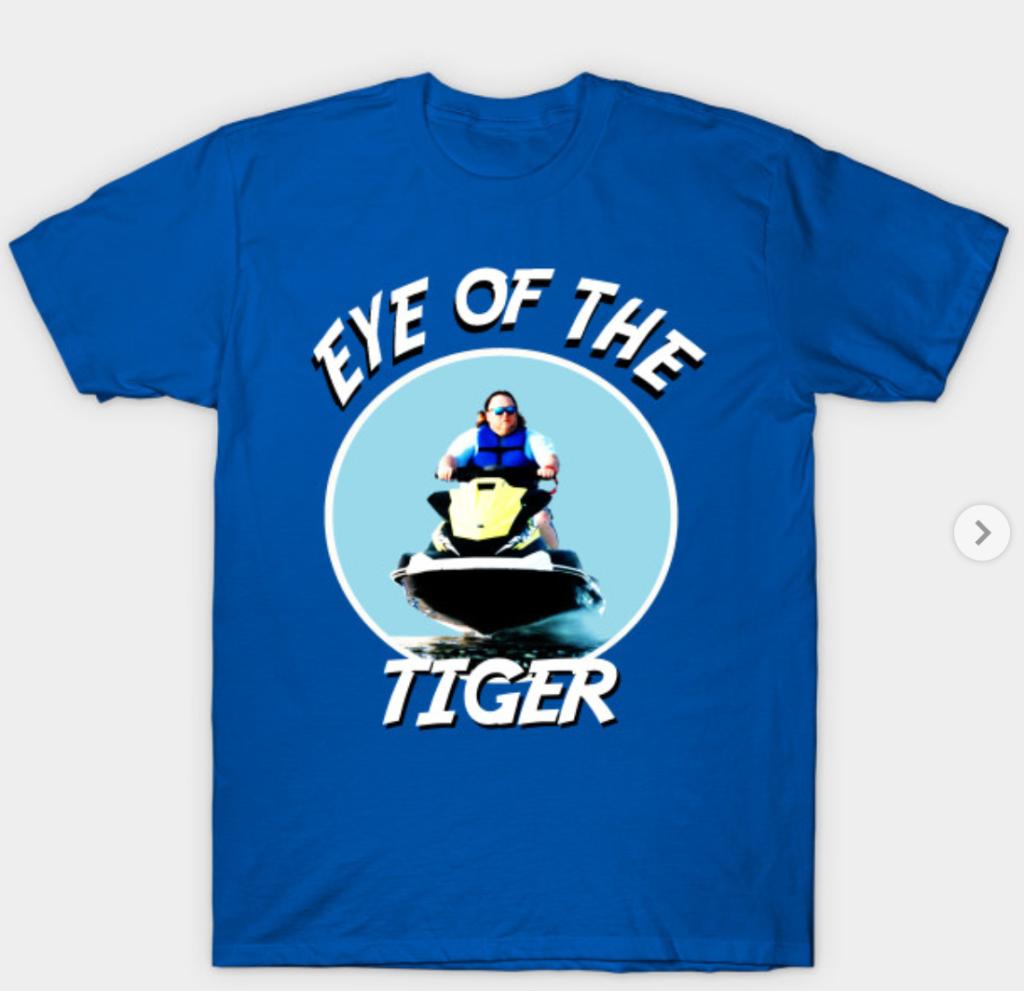 tiger king shirt
