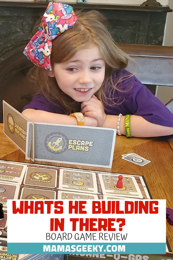 whats he building in there board game review