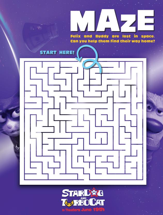 stardog and turbocat maze