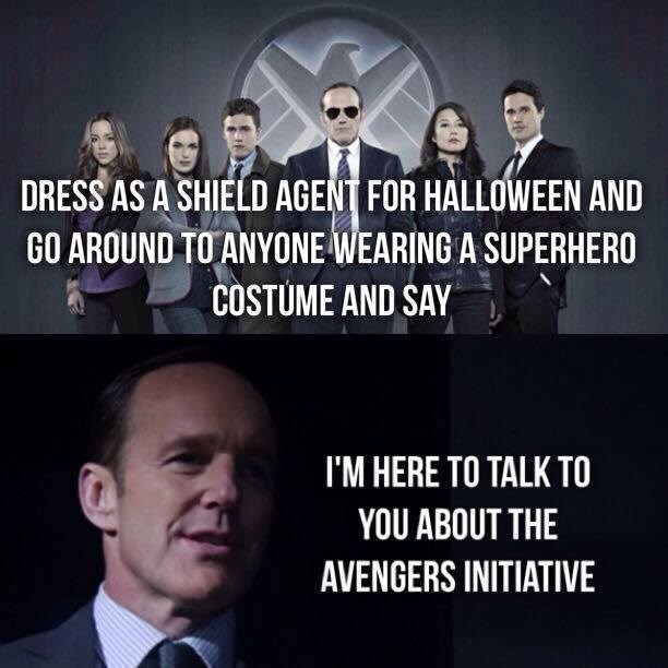 agents of shield meme