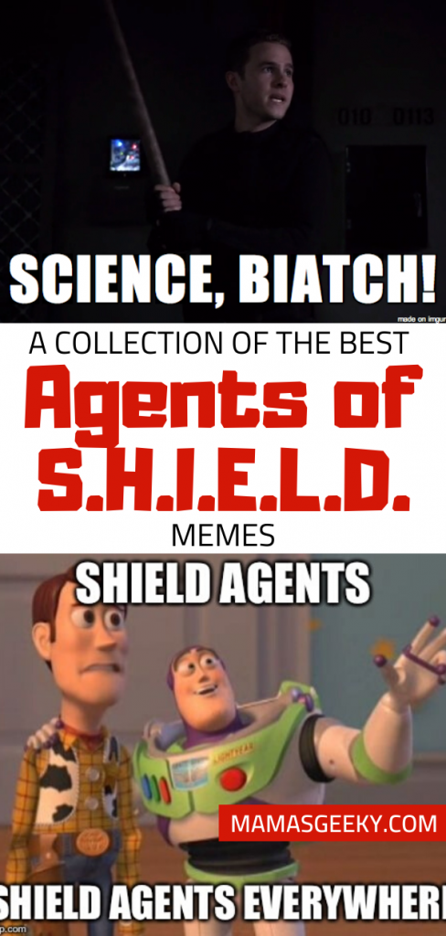 agents of shield memes