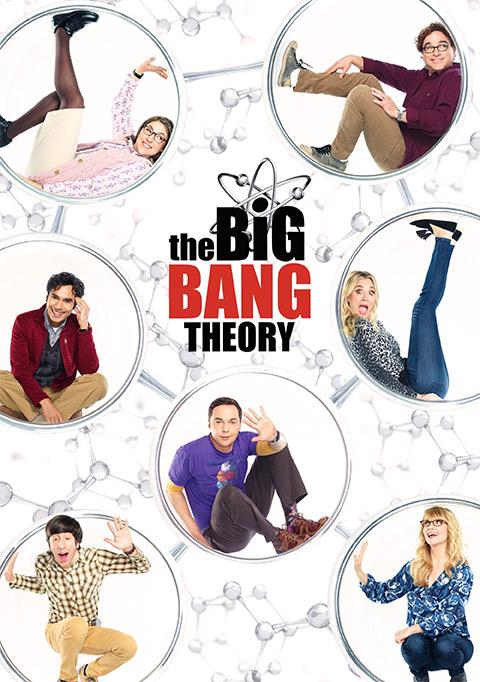 big bang theory series