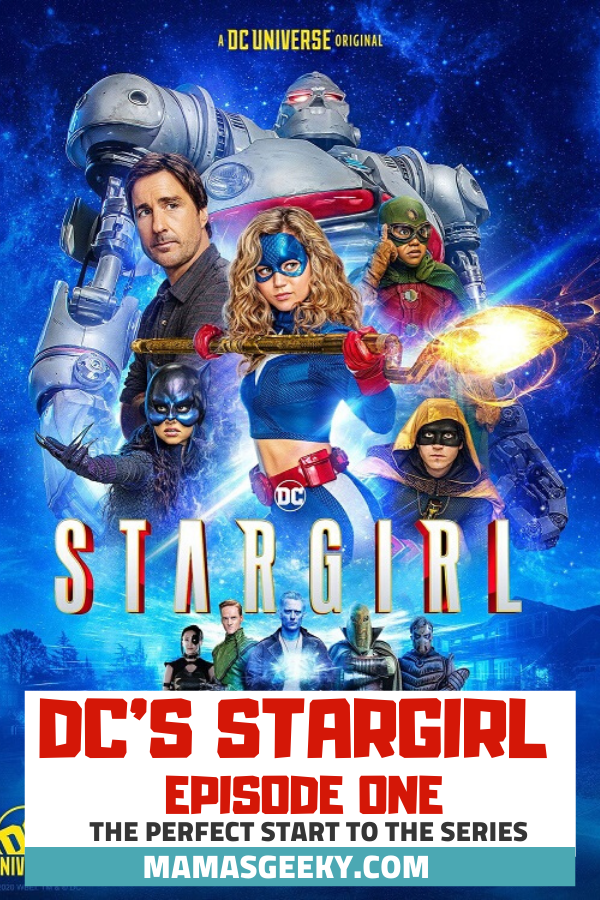 dc's stargirl review