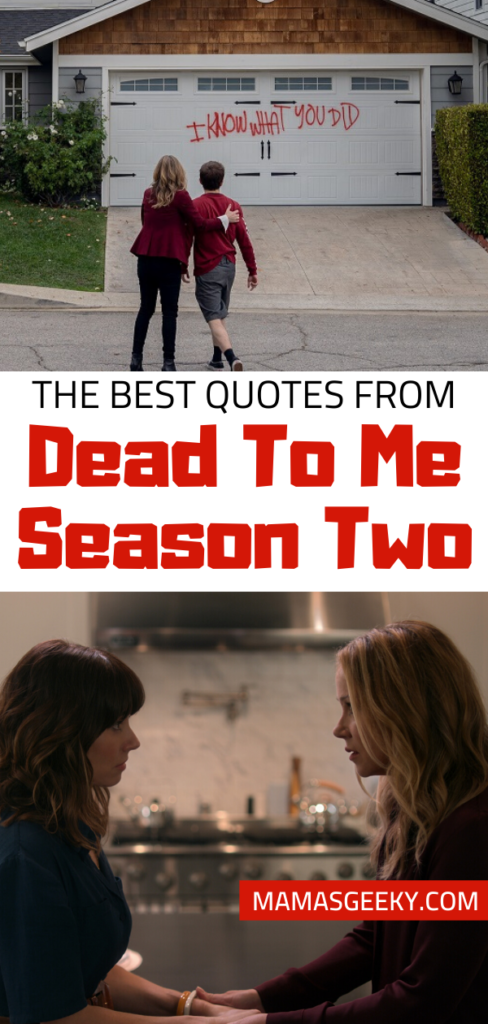 dead to me quotes