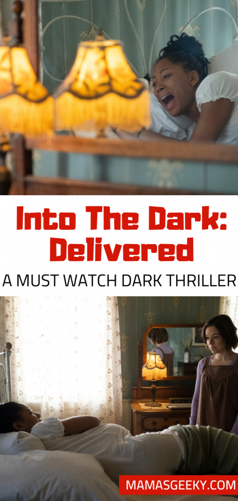 into the dark delivered review