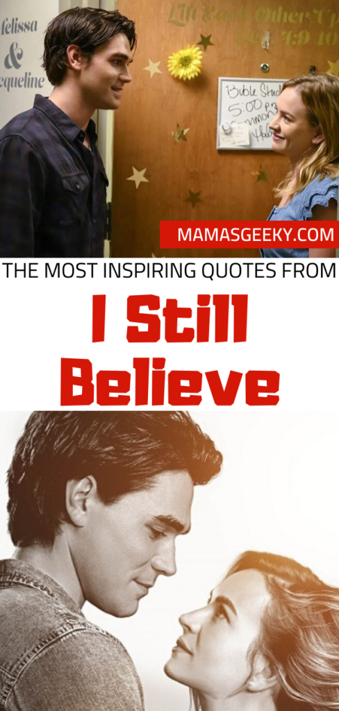 i still believe quotes
