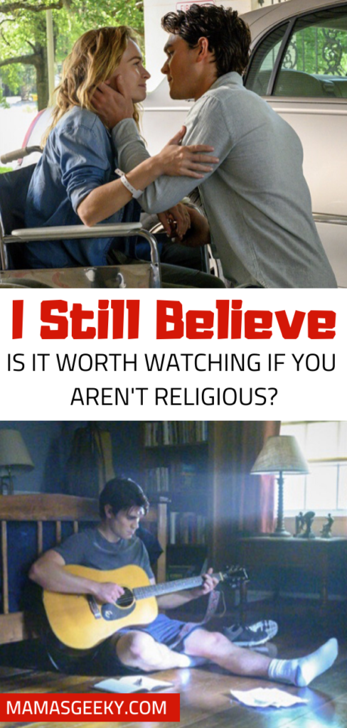 i still believe review