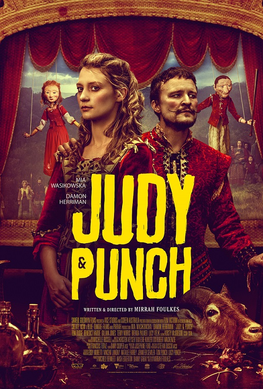 judy and punch movie poster