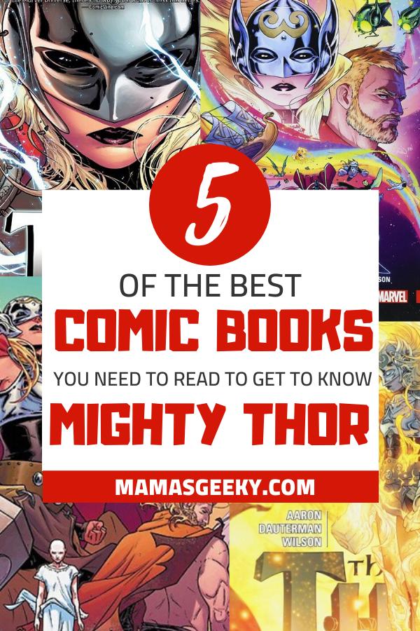 mighty thor comics